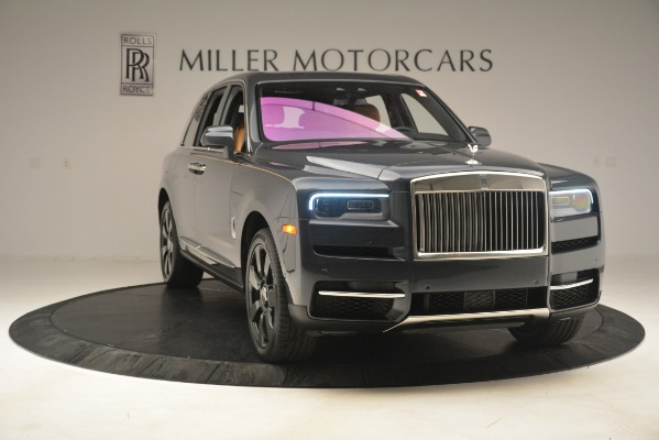 Used 2019 Rolls-Royce Cullinan for sale $347,900 at Alfa Romeo of Greenwich in Greenwich CT 06830 14
