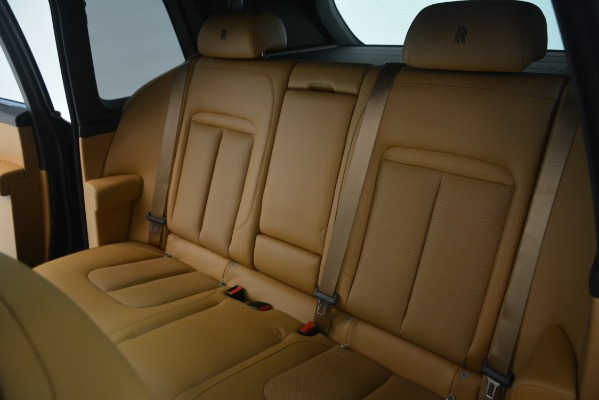 Used 2019 Rolls-Royce Cullinan for sale $347,900 at Alfa Romeo of Greenwich in Greenwich CT 06830 18