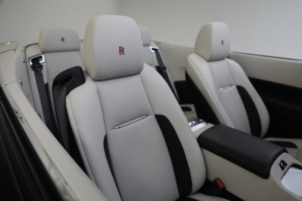 Used 2019 Rolls-Royce Dawn for sale $379,900 at Alfa Romeo of Greenwich in Greenwich CT 06830 20