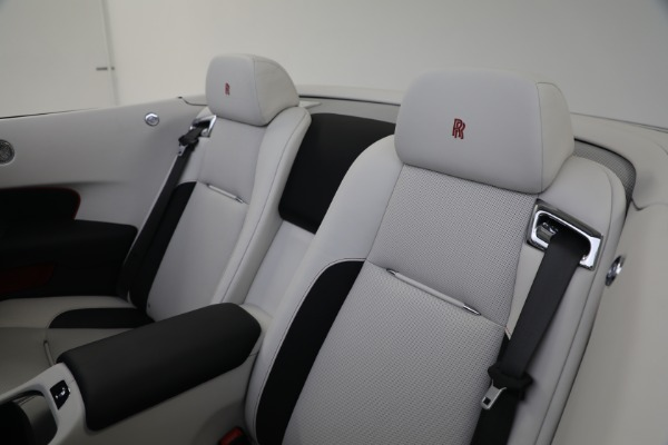 Used 2019 Rolls-Royce Dawn for sale $379,900 at Alfa Romeo of Greenwich in Greenwich CT 06830 21
