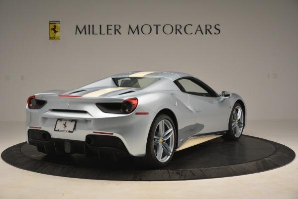 Used 2018 Ferrari 488 Spider for sale Sold at Alfa Romeo of Greenwich in Greenwich CT 06830 16