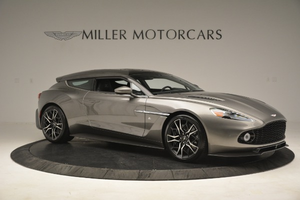 New 2019 Aston Martin Vanquish Zagato Shooting Brake for sale Sold at Alfa Romeo of Greenwich in Greenwich CT 06830 10