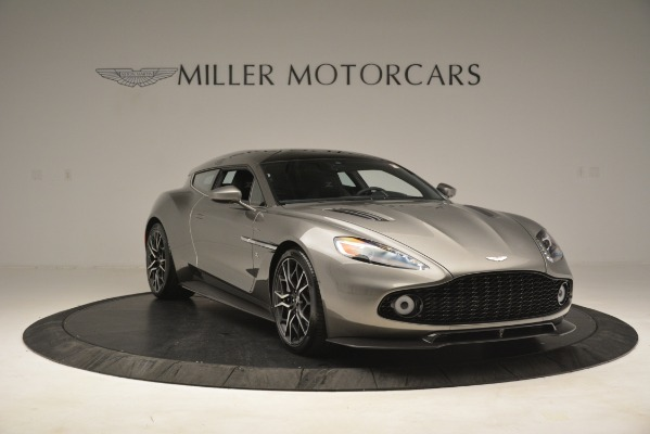 New 2019 Aston Martin Vanquish Zagato Shooting Brake for sale Sold at Alfa Romeo of Greenwich in Greenwich CT 06830 11