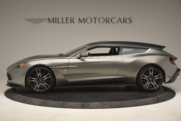 New 2019 Aston Martin Vanquish Zagato Shooting Brake for sale Sold at Alfa Romeo of Greenwich in Greenwich CT 06830 2