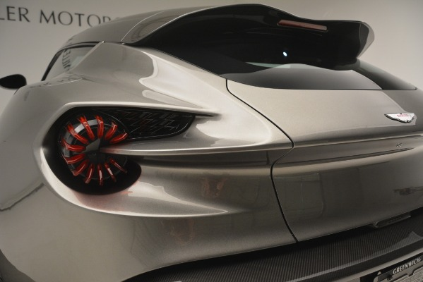 New 2019 Aston Martin Vanquish Zagato Shooting Brake for sale Sold at Alfa Romeo of Greenwich in Greenwich CT 06830 25