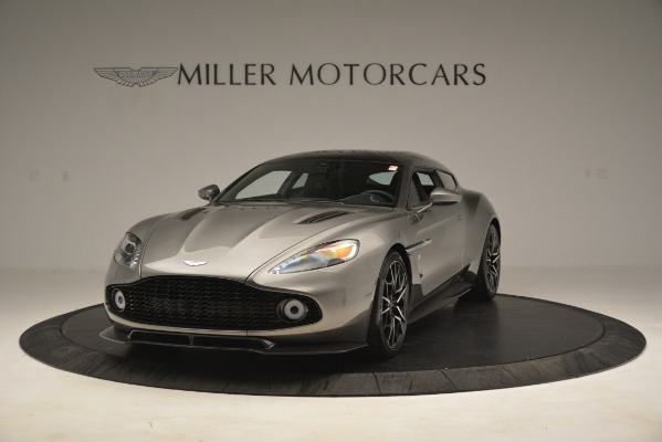 New 2019 Aston Martin Vanquish Zagato Shooting Brake for sale Sold at Alfa Romeo of Greenwich in Greenwich CT 06830 3
