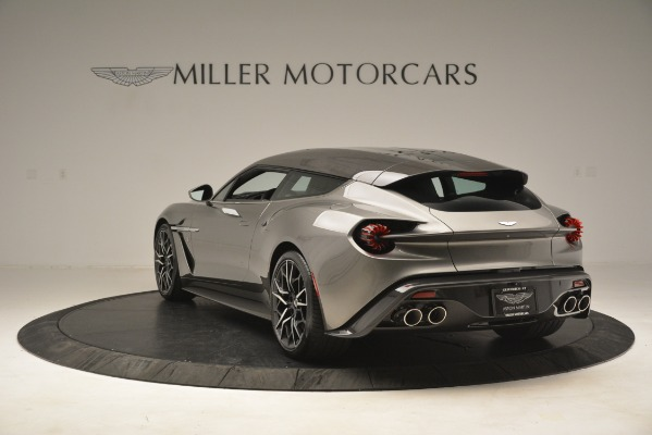 New 2019 Aston Martin Vanquish Zagato Shooting Brake for sale Sold at Alfa Romeo of Greenwich in Greenwich CT 06830 5
