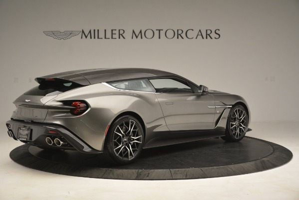 New 2019 Aston Martin Vanquish Zagato Shooting Brake for sale Sold at Alfa Romeo of Greenwich in Greenwich CT 06830 8