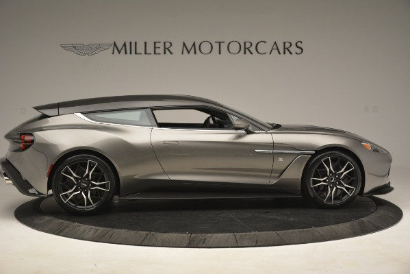 New 2019 Aston Martin Vanquish Zagato Shooting Brake for sale Sold at Alfa Romeo of Greenwich in Greenwich CT 06830 9