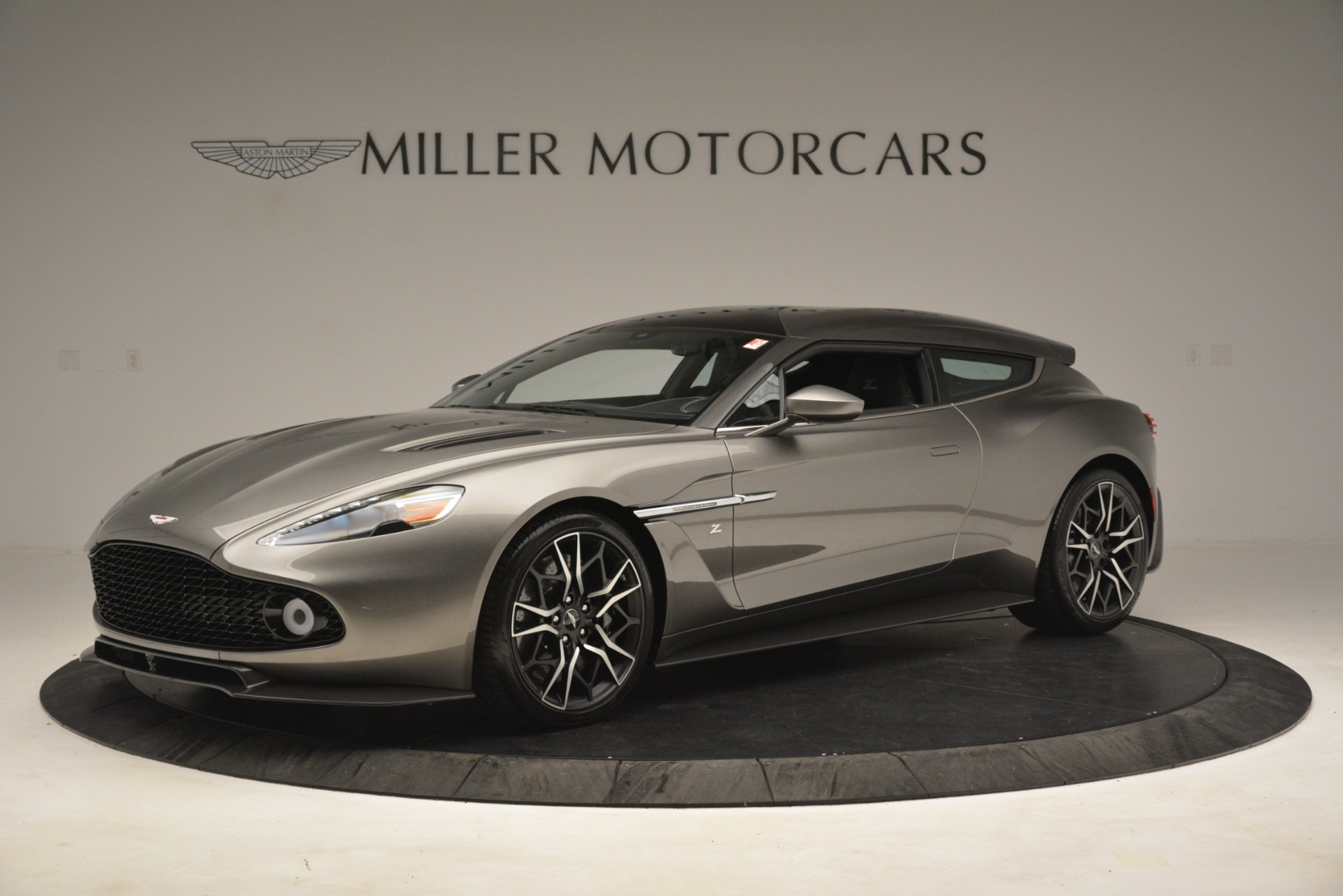 New 2019 Aston Martin Vanquish Zagato Shooting Brake for sale Sold at Alfa Romeo of Greenwich in Greenwich CT 06830 1