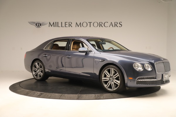 Used 2016 Bentley Flying Spur W12 for sale Sold at Alfa Romeo of Greenwich in Greenwich CT 06830 11