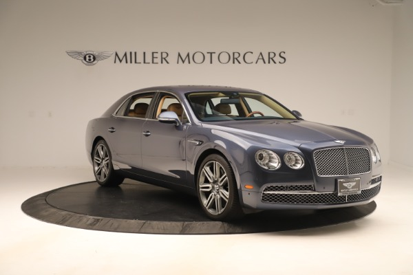 Used 2016 Bentley Flying Spur W12 for sale Sold at Alfa Romeo of Greenwich in Greenwich CT 06830 12