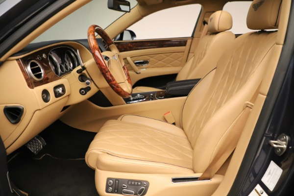 Used 2016 Bentley Flying Spur W12 for sale Sold at Alfa Romeo of Greenwich in Greenwich CT 06830 18
