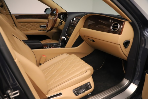 Used 2016 Bentley Flying Spur W12 for sale Sold at Alfa Romeo of Greenwich in Greenwich CT 06830 26