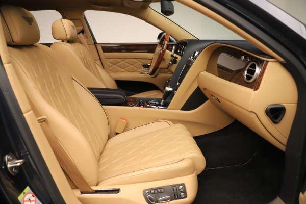 Used 2016 Bentley Flying Spur W12 for sale Sold at Alfa Romeo of Greenwich in Greenwich CT 06830 27