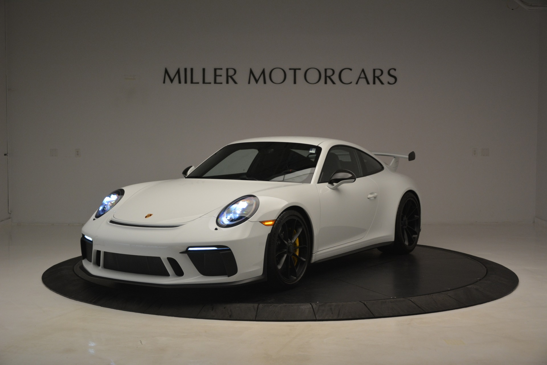 Used 2018 Porsche 911 GT3 for sale Sold at Alfa Romeo of Greenwich in Greenwich CT 06830 1