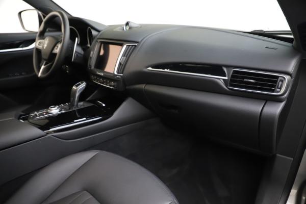 Used 2019 Maserati Levante Q4 for sale $61,900 at Alfa Romeo of Greenwich in Greenwich CT 06830 22