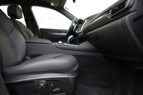 Used 2019 Maserati Levante Q4 for sale $61,900 at Alfa Romeo of Greenwich in Greenwich CT 06830 23