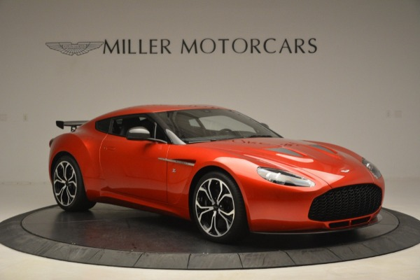 Used 2013 Aston Martin V12 Zagato Coupe for sale Sold at Alfa Romeo of Greenwich in Greenwich CT 06830 10