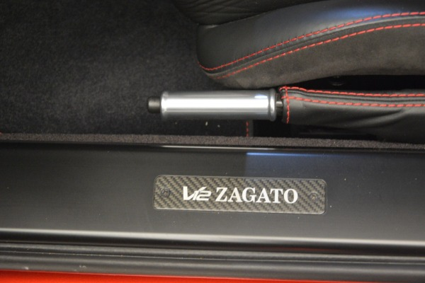 Used 2013 Aston Martin V12 Zagato Coupe for sale Sold at Alfa Romeo of Greenwich in Greenwich CT 06830 16