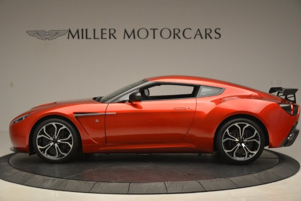 Used 2013 Aston Martin V12 Zagato Coupe for sale Sold at Alfa Romeo of Greenwich in Greenwich CT 06830 2