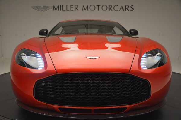 Used 2013 Aston Martin V12 Zagato Coupe for sale Sold at Alfa Romeo of Greenwich in Greenwich CT 06830 23