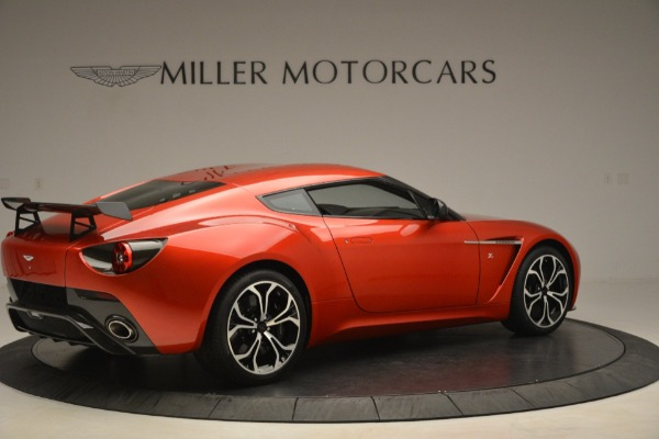 Used 2013 Aston Martin V12 Zagato Coupe for sale Sold at Alfa Romeo of Greenwich in Greenwich CT 06830 6
