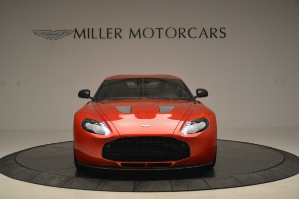 Used 2013 Aston Martin V12 Zagato Coupe for sale Sold at Alfa Romeo of Greenwich in Greenwich CT 06830 8