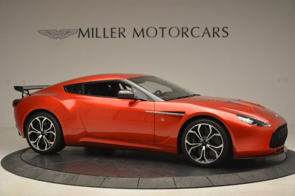 Used 2013 Aston Martin V12 Zagato Coupe for sale Sold at Alfa Romeo of Greenwich in Greenwich CT 06830 9