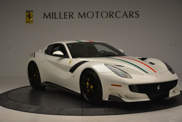 Used 2017 Ferrari F12tdf for sale Sold at Alfa Romeo of Greenwich in Greenwich CT 06830 11