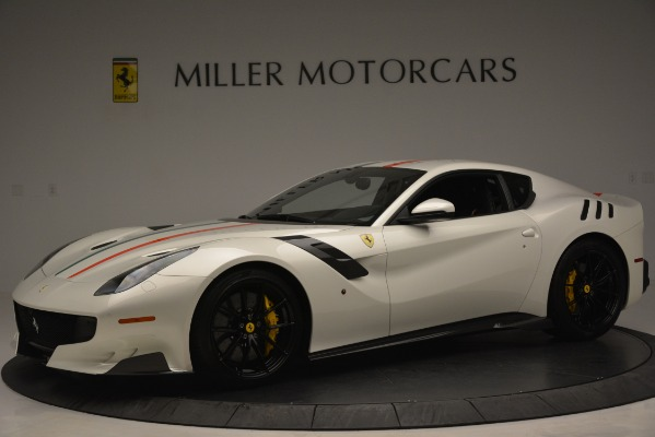 Used 2017 Ferrari F12tdf for sale Sold at Alfa Romeo of Greenwich in Greenwich CT 06830 2