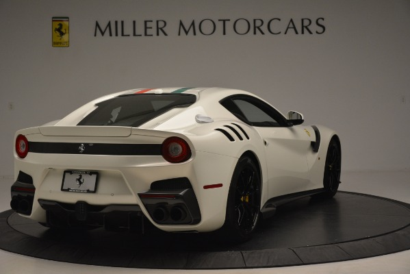 Used 2017 Ferrari F12tdf for sale Sold at Alfa Romeo of Greenwich in Greenwich CT 06830 7