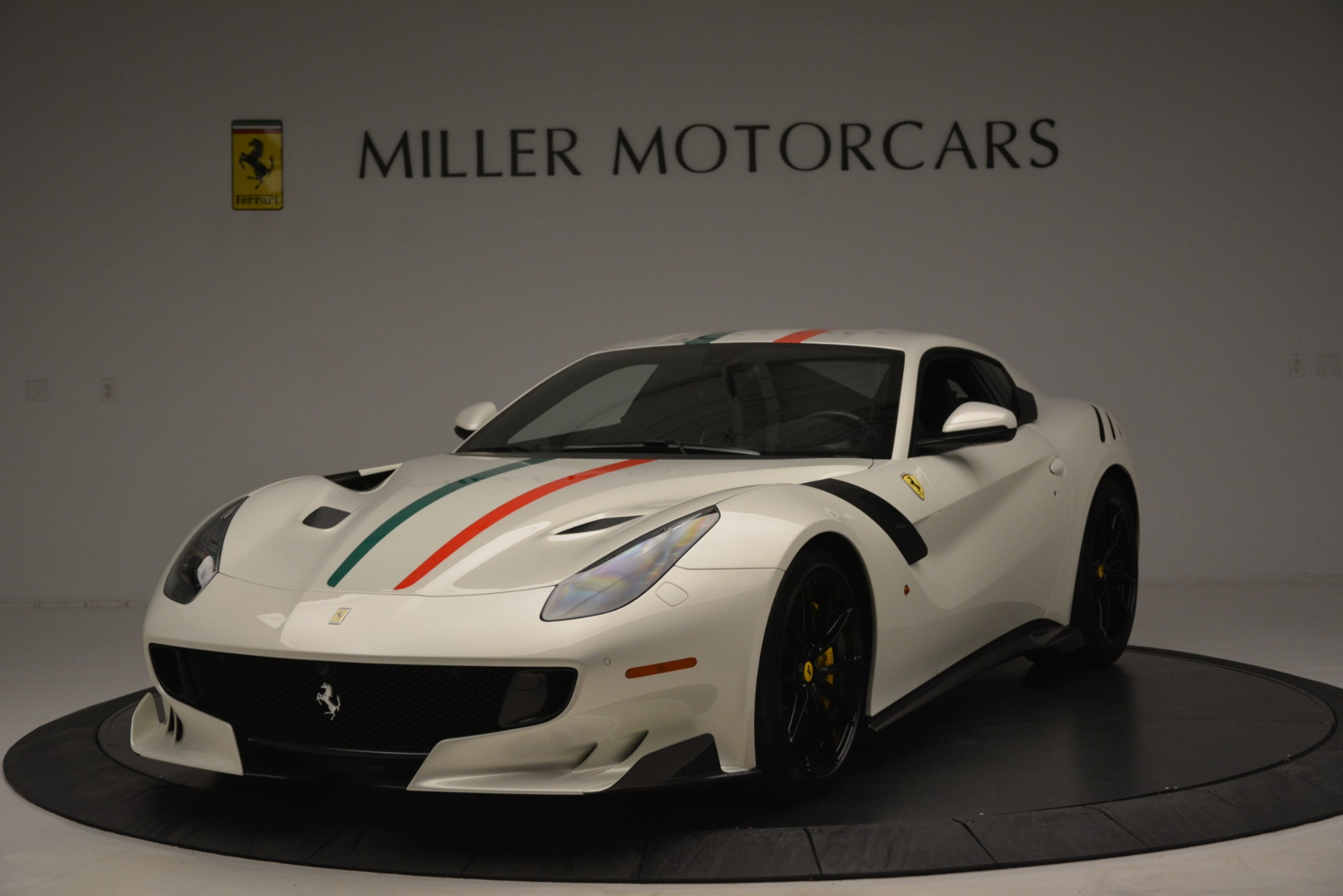 Used 2017 Ferrari F12tdf for sale Sold at Alfa Romeo of Greenwich in Greenwich CT 06830 1