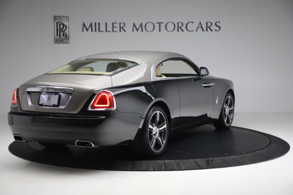 Used 2015 Rolls-Royce Wraith for sale $199,900 at Alfa Romeo of Greenwich in Greenwich CT 06830 10