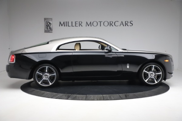 Used 2015 Rolls-Royce Wraith for sale $199,900 at Alfa Romeo of Greenwich in Greenwich CT 06830 11
