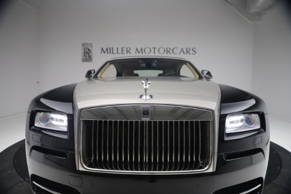 Used 2015 Rolls-Royce Wraith for sale $199,900 at Alfa Romeo of Greenwich in Greenwich CT 06830 15