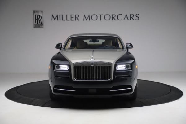 Used 2015 Rolls-Royce Wraith for sale $199,900 at Alfa Romeo of Greenwich in Greenwich CT 06830 2