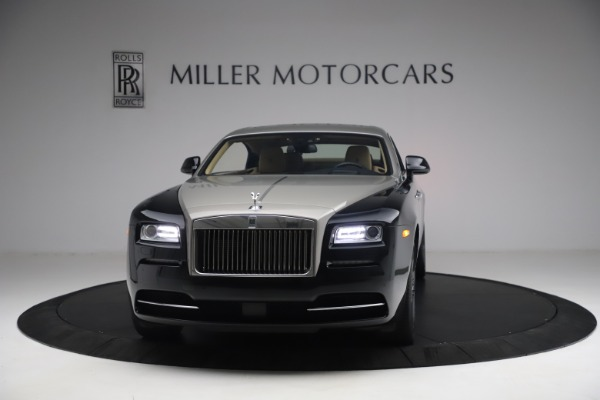 Used 2015 Rolls-Royce Wraith for sale $199,900 at Alfa Romeo of Greenwich in Greenwich CT 06830 3