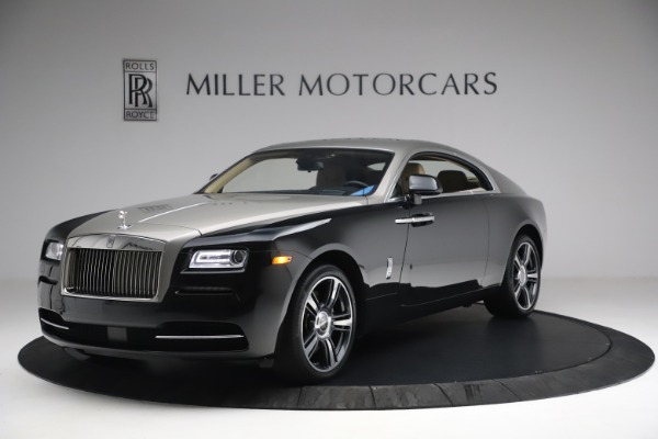 Used 2015 Rolls-Royce Wraith for sale $199,900 at Alfa Romeo of Greenwich in Greenwich CT 06830 4