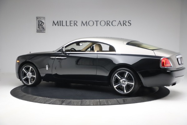 Used 2015 Rolls-Royce Wraith for sale $199,900 at Alfa Romeo of Greenwich in Greenwich CT 06830 6