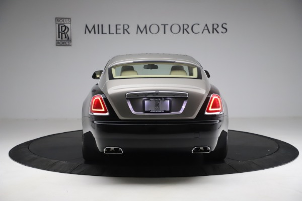 Used 2015 Rolls-Royce Wraith for sale $199,900 at Alfa Romeo of Greenwich in Greenwich CT 06830 8