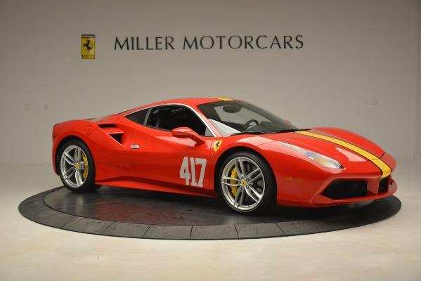 Used 2018 Ferrari 488 GTB for sale Sold at Alfa Romeo of Greenwich in Greenwich CT 06830 10