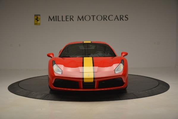 Used 2018 Ferrari 488 GTB for sale Sold at Alfa Romeo of Greenwich in Greenwich CT 06830 12