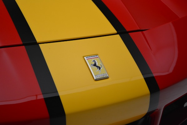 Used 2018 Ferrari 488 GTB for sale Sold at Alfa Romeo of Greenwich in Greenwich CT 06830 19