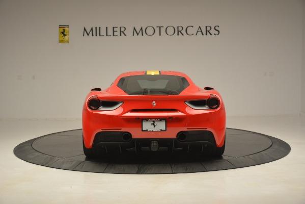 Used 2018 Ferrari 488 GTB for sale Sold at Alfa Romeo of Greenwich in Greenwich CT 06830 6