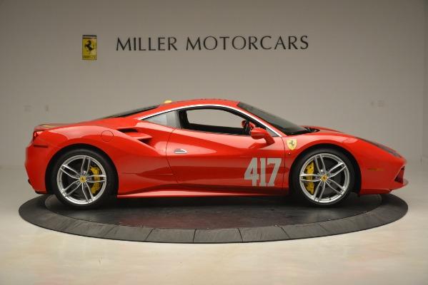Used 2018 Ferrari 488 GTB for sale Sold at Alfa Romeo of Greenwich in Greenwich CT 06830 9