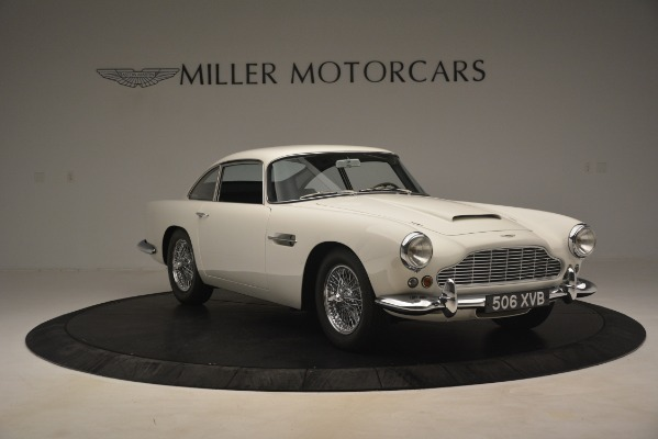 Used 1961 Aston Martin DB4 Series IV Coupe for sale $625,900 at Alfa Romeo of Greenwich in Greenwich CT 06830 11