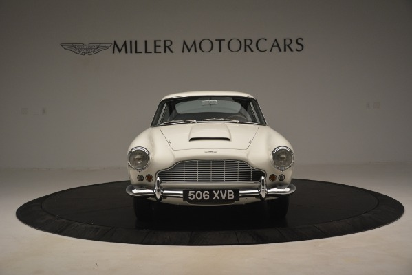 Used 1961 Aston Martin DB4 Series IV Coupe for sale $625,900 at Alfa Romeo of Greenwich in Greenwich CT 06830 12