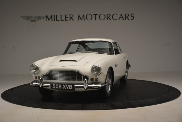 Used 1961 Aston Martin DB4 Series IV Coupe for sale $625,900 at Alfa Romeo of Greenwich in Greenwich CT 06830 2