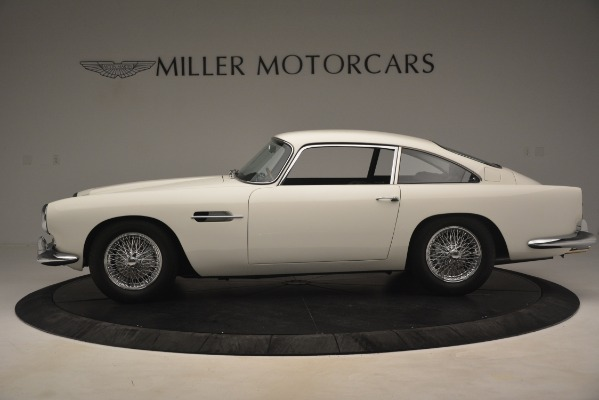 Used 1961 Aston Martin DB4 Series IV Coupe for sale $625,900 at Alfa Romeo of Greenwich in Greenwich CT 06830 3